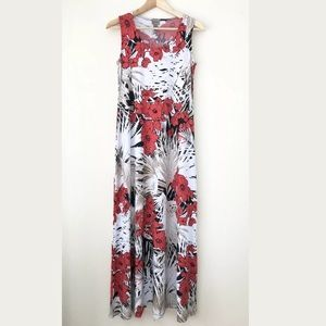 Chico's Easywear Floral Dress
